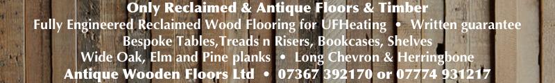 Antique Wooden Floors
