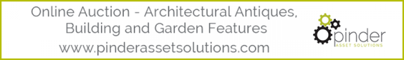 pinders architectural auction
