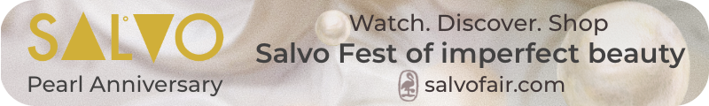 Salvo Fest of imperfect beauty.Watch, discover and shop