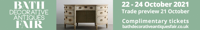 Bath Decorative Antiques Fair - Salvo home page